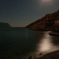 Лунная ночь :: Николай Панченко