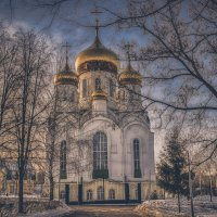 Троицкий храм Тамбова........... :: Александр Селезнев