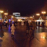 Великий Новгород новогодний 1 :: Константин Жирнов