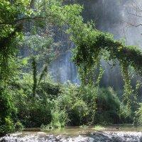 Водяная пыль,как кисея...Чарующий мир! :: Mila .