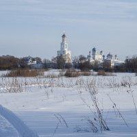 Святые угодники Божии, молите Бога о нас! :: Олег Фролов
