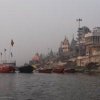 Варанаси, Индия, раннее утро.. :: Ирина Малышева