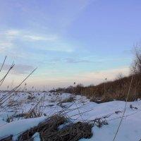 Болота под снегом :: Руслан