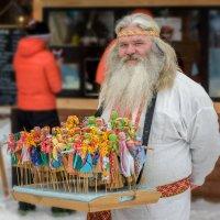 Продавец игрушек :: Максим Кравченко