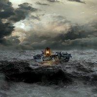 бурное море :: Александр