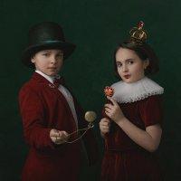 Кролик и Королева :: Юлия Дурова