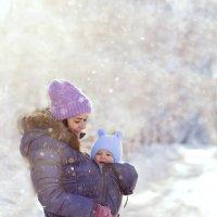 зима :: Аnastasiya levandovskaya