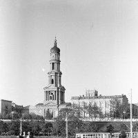 Харьков. Успенский собор. 1962 :: Олег Афанасьевич Сергеев