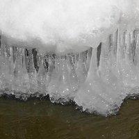 Творение воды, снега и мороза :: Маргарита Батырева