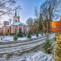 Усадьба Покровское-Стрешнево :: mila