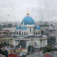 Сквозь пелену дождя :: Nina Karyuk