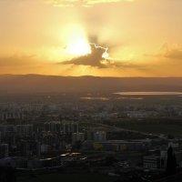 Заход солнца :: Аркадий Басович