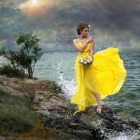Милая моя, солнышко лесное... :: Евгений Богиня