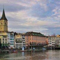Осень в Цюрихе :: Natali Positive