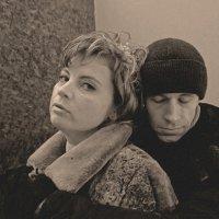 Усталость... :: Анастасия Задорожко