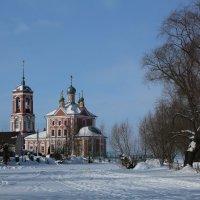 Церковь Сорока мучеников :: Александр Сивкин