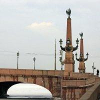Троицкий мост :: Ирина Румянцева