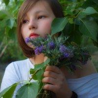 Нимфа леса :: Таня