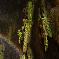Каменная пещера в сказке камней! :: Mila .