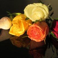 ...таинственных роз отраженье :: Mariya laimite