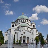 Собор Святого Саввы :: Ольга