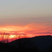 На закате уходящего дня... :: Mariya laimite