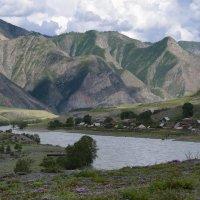 Село Малый Яломан :: Валерий Михмель