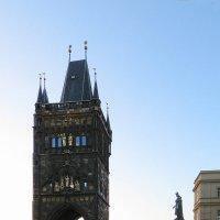 Староместская мостовая башня и Карл IV. :: ИРЭН@ .