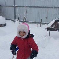 Снежная радость :: alex K