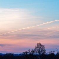 Краски закатного неба :: Вера Сафонова