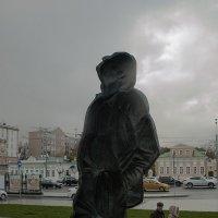 Москва, Иосиф Бродский в представлении Г.Франгуляна. :: Игорь Олегович Кравченко