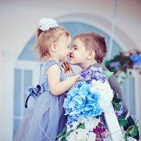 Брат и сестра :: марина алексеева