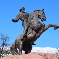 Памятник в Рязани Евпатию Коловрату :: Galina Leskova