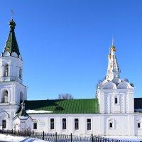 Рязань. Храм Сошествия Святого Духа в Кремле :: Galina Leskova