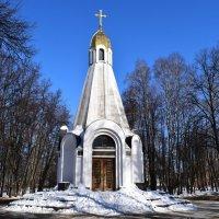 Часовня в честь 900-летия  города Рязани :: Galina Leskova