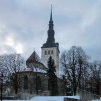 Таллин, церковь Нигулисте :: veera (veerra)