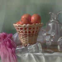 Натюрморт с мандаринами :: Natalia