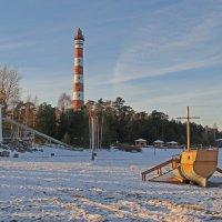 Осиновецкий маяк :: skijumper Иванов