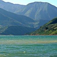 Горное озеро :: Mir-Tash