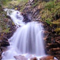 Водопады Хамар Дабана :: Ричард Петров