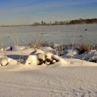 Зимнее озеро :: Руслан