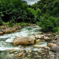Горная река :: Павел