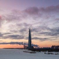 Лахта-центр :: Алексей Шуманов