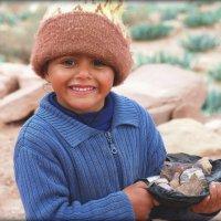 Девочка бедуинка :: Лариса Лорейн