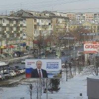 Мой город :: Андрей + Ирина Степановы