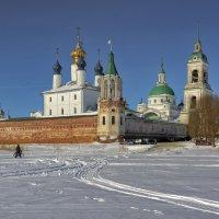 март на озере Неро :: Moscow.Salnikov Сальников Сергей Георгиевич