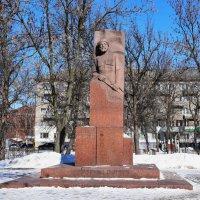 Памятник Г. К. Петрову в Рязани :: Galina Leskova