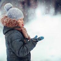 снежинки :: Ольга