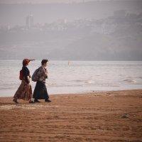 На святой земле. Галилейское озеро... :: Елена Третьякова
