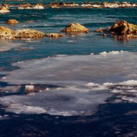 Море зимой :: Жанетта Буланкина